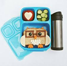Owl Lunch Box Via Howaboutcookie