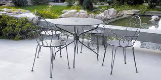 meuble jardin metal salon de jardin en solde reference maison