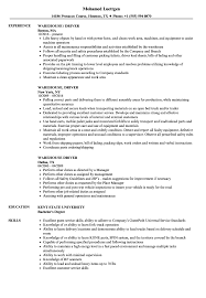 Warehouse Driver Resume Samples | Velvet Jobs Awesome Stunning Bus Driver Resume To Gain The Serious Delivery Samples Velvet Jobs Truck Sample New Summary Examples For Drivers Awesome Collection Image Result Driver Cv Format Cv Examples Free Resume Pin By Pat Alma On Taxi Transit Alieninsidernet How Write A Perfect With Best Example Livecareer No Experience Unique School Job Description Professional And Complete Guide 20