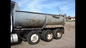 100 Dump Truck Storage 1985 Mack R686ST Barrel Dump Truck For Sale Sold At Auction