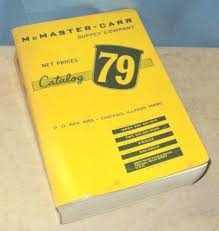 79 Catalog McMASTER CARR SUPPLY CO 1973 ASBESTOS STANLEY TOOLS