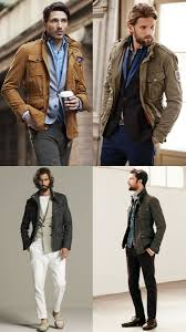 how to wear the field jacket fashionbeans