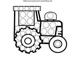 Coloriage De Ferme Avec Tracteur Stupéfiant 45 Luxe Coloriage