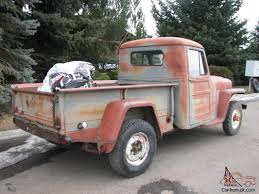 New Willys Overland Jeep Pickup For Sale » Trucks Collect 1951 Willys Jeep Pickup Willysoverland Jeepster Wikipedia 1948 Willys Jeep Pickup For Sale Truck Related Imagesstart 1950 Truck Rebuild By 50wllystrk Willysjeep New Wrangler Coming In Late 2019 Cj6 For Sale Bulla Vic Whatsinyourpaddock 1940s 1963 Warehouse 4 Wheeling 4k Youtube 2018 Jk Wheeler Limited Edition Suv Overland Trucks Collect