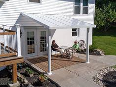 Palram Patio Cover Grey by Palram Feria Patio Cover 10 Ft Sidewall Kit Hg9001 Products
