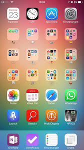 Show us your iPhone 6 Homescreen Page 3 iPhone iPad iPod