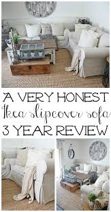 Ikea Ektorp Chair Cover Svanby Beige by Ikea Slipcover Sofa Review Honest Opinions 3 Years Later Liz