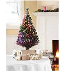 Fiber Optic Christmas Trees The Range by Amazon Com Fiber Optic Led Trees Led Color Changing Trees