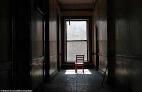 Creepy The Haunted Hallway In An Old Masonic Hall Boston Where A