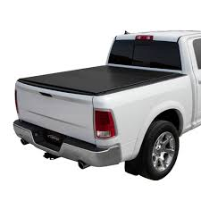 100 Truck Bed Caps LOMAX TriFold Cover 2019 Ram 1500 6ft 4in Box Standard