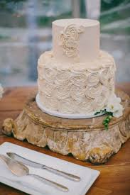 Rustic Fall Wedding Cakeswirl Cakeelegant Cake