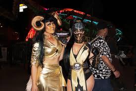 A Mortal Kombat Halloween