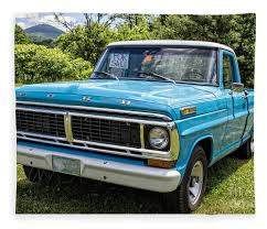 Classic Blue Ford Pickup Truck Fleece Blanket For Sale By Edward ... Classic Ford Truck Tshbrian Old Ford Truck Scale Auto Magazine For Building Plastic Resin 2016showcssicsblafordtruck Hot Rod Network Free Images Vintage Retro Green America Auto Blue Motor All American Cars 1967 F100 Pickup 1957 Why Pickup Trucks Are The Hottest New Luxury Item Old Parts Wallpaper Hd Wallpapers Somethin About A My Dad Is Restoring A 1946 For Sale Near Cadillac Michigan 49601 Classics