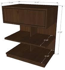 argie bedside tables u2013 old paint design