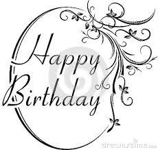 Happy Birthday Design Cartoon Vector