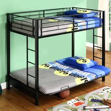 Mainstays Bunk Bed by Ikea Black Metal Futon Frame Black Metal Frame Bunk Bed Futon