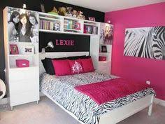 Zebra Print Bedroom Decorating Ideas by Zebra Bedroom Re Do For My Daughter Some Purchased Items And
