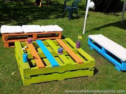 Pallet Patio Furniture Plans by Pallet Outdoor Furniture Plans Pallet Wood Projects