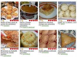 site recette de cuisine les meilleurs et applications pour le ramadan 2014