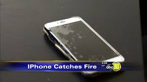 iPhone 6 Plus catches fire in woman s bedroom