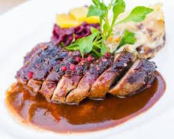 cuisiner le magret recette magret de canard sauce foie gras facile rapide
