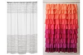 Target Velvet Blackout Curtains by Shower Curtains At Target Interior Design Ideas Small Space Gray