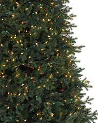 9 Ft Slim Christmas Tree Prelit by Norway Spruce Narrow Artificial Christmas Tree Balsam Hill