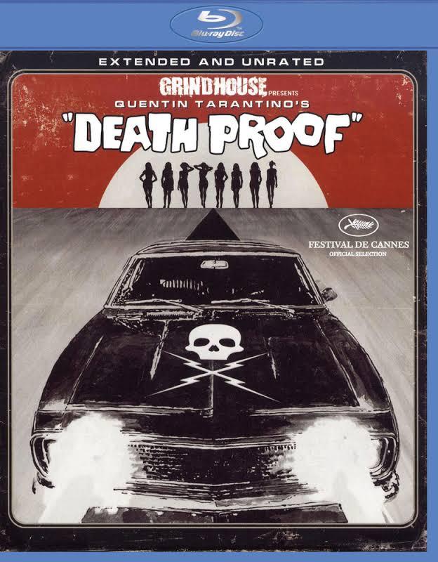 Death Proof - BLU-RAY