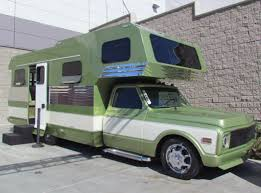 SEMA Seen: 1972 Chevrolet C30 With Custom Camper