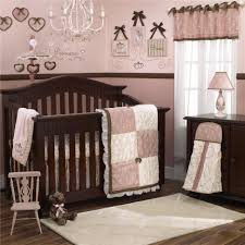 Sock Monkey Crib Bedding by Home Design Baby Room Ideas Pink And Brown Shabbychic Style