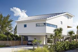 100 Concrete Residential Homes Beachfront House Built With Poured To Withstand