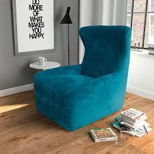 sessel polstersessel fernsehsessel loungesessel blaugrün wohnzimmer