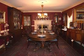 Gates Antiques Upstairs Dining Room