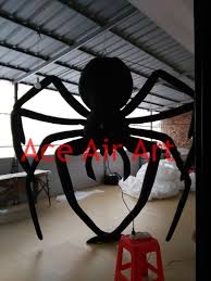 Airblown Halloween Inflatable Archway Tunnel by Aliexpress Com Buy Giant Inflatable Halloween Spider Inflatable