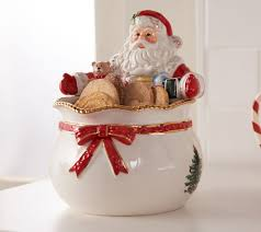 Spode Christmas Tree Bauble Cookie Jar by Spode Christmas Tree 6