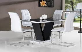 Models Target Oak Tabl Chair Design Modern White Table Town Room Dining Vintage Leather And Wood