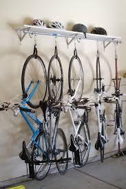 Ceiling Bike Rack Flat by Creative Bike Storage For Tiny Spaces Osmweasel News