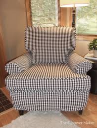 Charcoal Gingham Chair Slipcover | The Slipcover Maker Amazoncom Kfine Youth Upholstered Club Chair With Storage Best 25 Bedroom Armchair Ideas On Pinterest Armchair Fireside Chic A Classic Wingback Chair A Generous Dose Of Gingham And Ottoman Ebth Pink Smarthomeideaswin Armchairs Traditional Modern Ikea Fantasy Fniture Roundy Rocking Brown Toysrus Idbury In Ol Check Wesleybarrell Chairs For Boys For Cherubs Wonderfully Upholstered Black White Buffalo Check