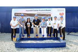 Hyundai PH Breaks Ground For New Commercial Vehicle Dealership In ... Possible Hyundai Truck Protype Spied Doesnt Appear To Be The East Coast Bus Sales Used Buses Trucks Brisbane Adhyundai Buy Mighty Light Heavy Commercial 2010 Santa Fe Cars For Anyone Wallpaper Arctic 2017 4k Automotive We Noticed In The July Data That Was Auto China Reveals Global Reach For Chinese Truck Manufacturers Ex6 Box Body H100 Akkermansbonaire Pin By Carz Inspection On And Pickup Old New Central Group Dealer Service