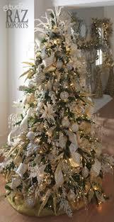Flocked Downswept Christmas Trees by 300 Best Christmas Trees Images On Pinterest Christmas Time