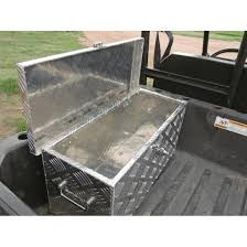 100 Diamond Plate Truck Box Hornet Outdoors ATVUTV Aluminum Tool Medium