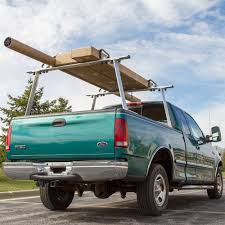 Apex Aluminum Pickup Truck Utility Ladder Rack 66.5
