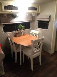 Rv Dining Chairs Replace Furniture Table Has To Out A