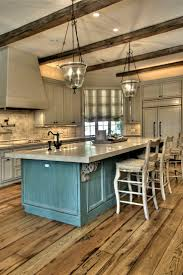 Rustic Kitchen Island Lighting Ideas by Best 25 Country Kitchen Island Ideas On Pinterest Country