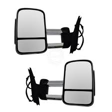 Towing Power Heated Turn Signal Side Mirrors Chrome Pair Set For ... Rally Dualmount Truck And Van Mirror 581215 Towing At Autoandartcom New Universal West Coast Side Head Velvac 5mcz77183875 Grainger Vw T25 T3 Syncro Or Lt Replacement Convex 2018 Ford F150 Platinum Model Hlights Fordcom Ksource H3511 One Point Low Mount Jegs Install Guide 072014 Tow Mirrors With Puddle Lights On Trucklite 97681 Driver Passenger View How To Replace Chevy S10 Pickup Blazer Isuzu Commercial Vehicles Cab Forward Trucks Signalstat 75767041 712 X 512