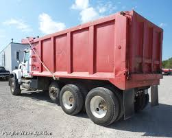 2007 Mack CV713 Granite Dump Truck | Item K6398 | SOLD! Octo...