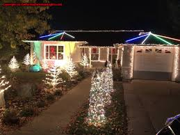 Christmas Tree Lane Ceres Ca Address by Best Christmas Lights And Holiday Displays In Concord Contra