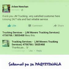 Lipat Bahay / Trucking Service (JM Movers Trucking Services ... 2001 Freightliner Argosy Car Carrier Truck Vinsn Jm Equipment Company Crushed Stone Heavy Demolition Truckers Resist Rules On Sleep Despite Risks Of Drowsy Driving Welcome Hk Truck Center Trucking Ely Nv Call Us Lang Po For Other Info Lipat Bahay Service Pemberton Transport About Henrikson Trial Expected To Deliver Tale Murder Dirty Business Set Cargo Truck Illustrations Isolated White Background Tue 327 I80 Rest Area Milford Ne Ripoff Report John Christner Complaint Review Internet Tour 2016 Volvo Vnl 670 In Glittery Gray Youtube