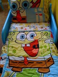 Spongebob Toddler Bedding Set by Spongebob Toddler Bed Sets Walmart Pictures To Pin On Pinterest
