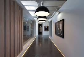 lighting ideas blue led hallway lighting fixture for contemporary